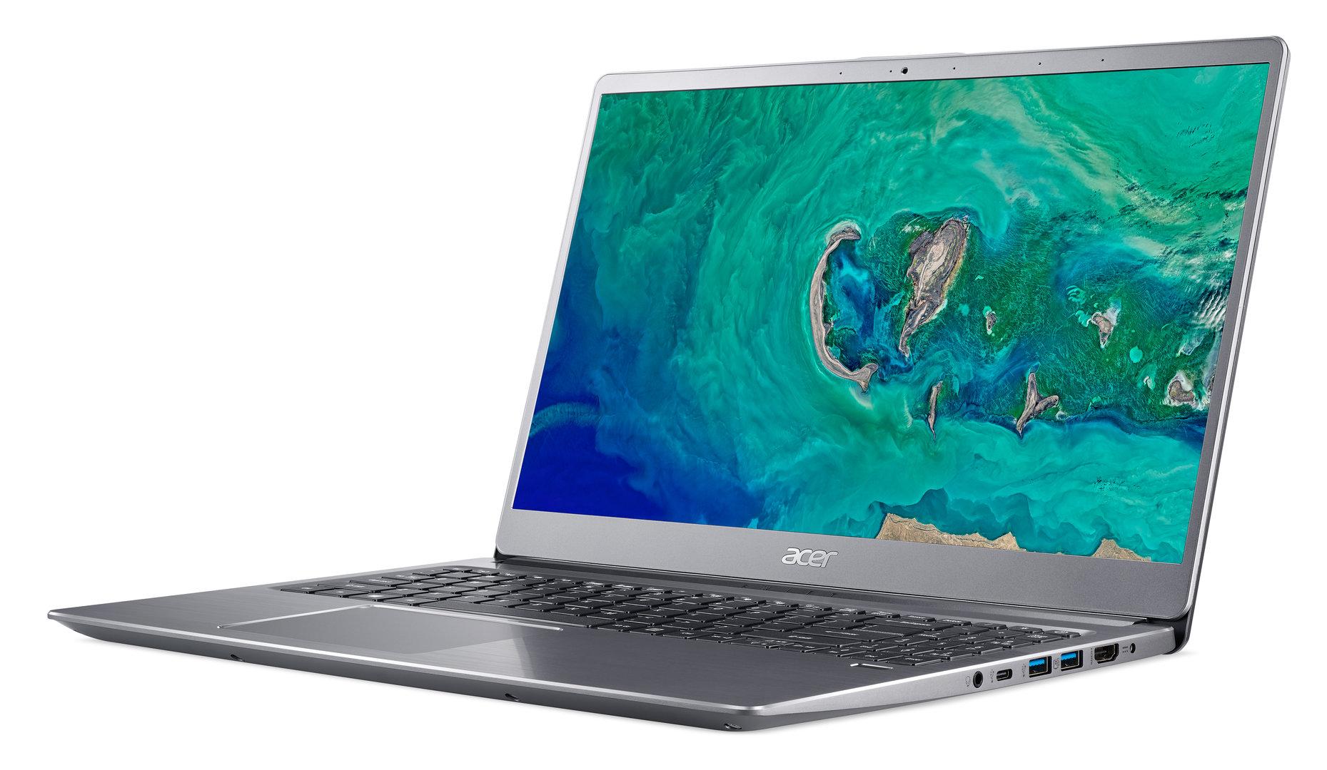 Acer Swift 3 (2018) (15,6 Zoll) (Silber)