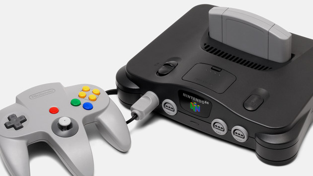 Retro-Mini-Konsole: Hinweise auf Nintendo 64 Classic zur E3