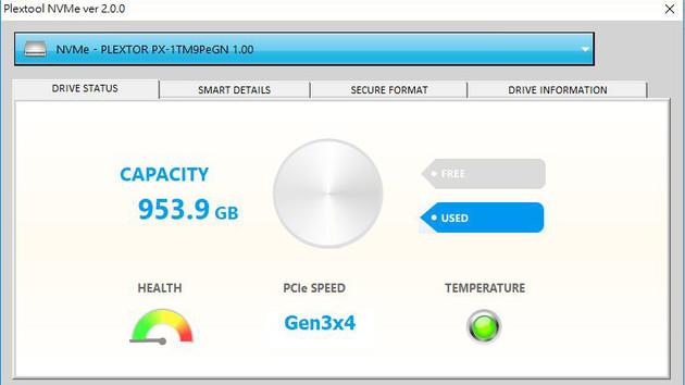 Plextool: Plextor veröffentlicht Toolbox für NVMe-SSDs