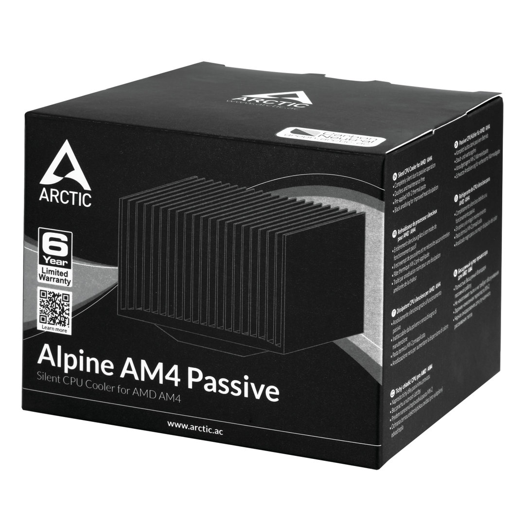 Arctic Cooling Alpine AM4 Passive