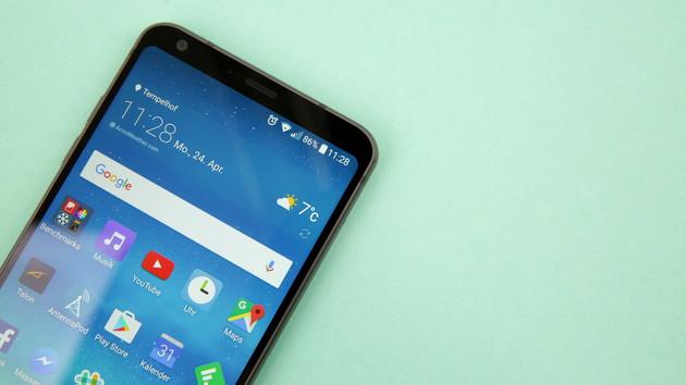 LG G6: Update auf Android 8.0 Oreo verfügbar