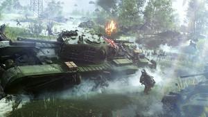 Battlefield V: Erster Trailer zeigt Kämpfe im zweiten Weltkrieg