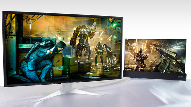 Display Week 2018: AUO zeigt UHD-Gaming-Monitor mit Mini-LED‑Technik