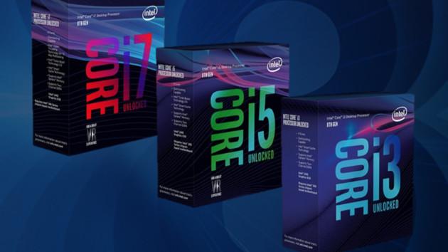 Intel-Prozessor: Coffee Lake mit acht Kernen bei 95 und 80 Watt TDP