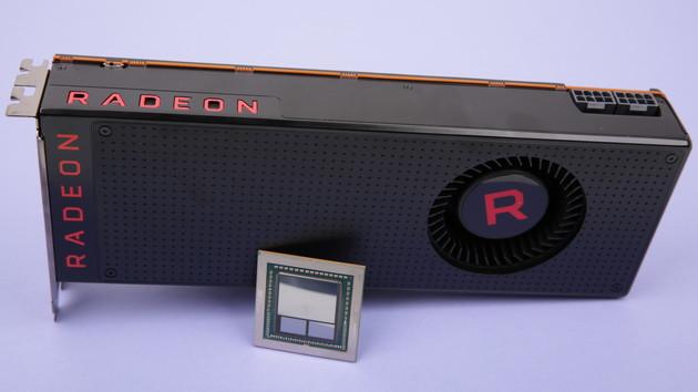 AMD Radeon RX Vega im Test: Mit neuen Treibern und Spielen gegen Fiji