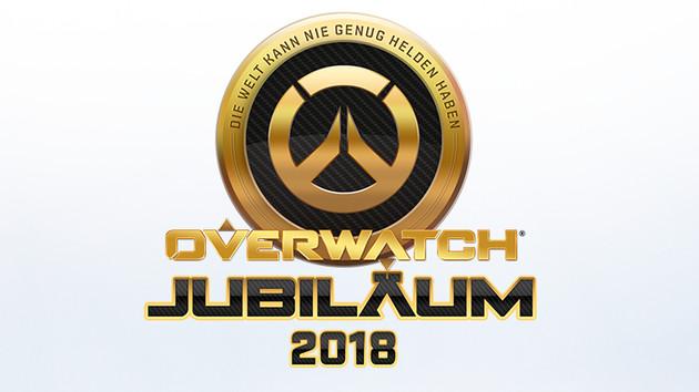 Overwatch: Legendary-Edition und Aktionsevent zum 2. Jubiläum