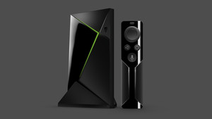 Nvidia Shield TV: Android 8.0 Oreo für die Streaming- & Gaming-Konsole