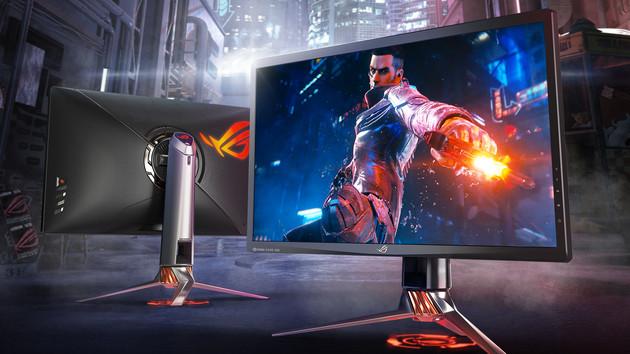 G-Sync HDR: Asus PG27UQ ab Ende Juni für 1.999 US-Dollar lieferbar