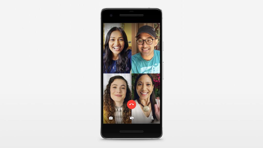 Bis Zu 4 Teilnehmer Whatsapp Startet Gruppen Videoanrufe Weltweit