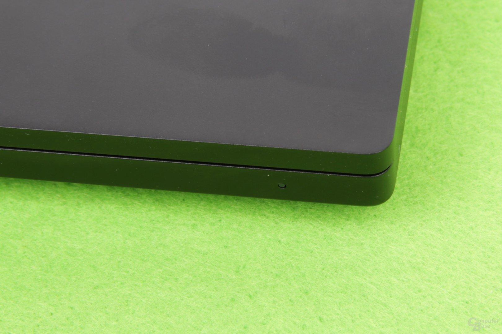 Haben MacBooks schon lange nicht mehr: Eine Status-LED