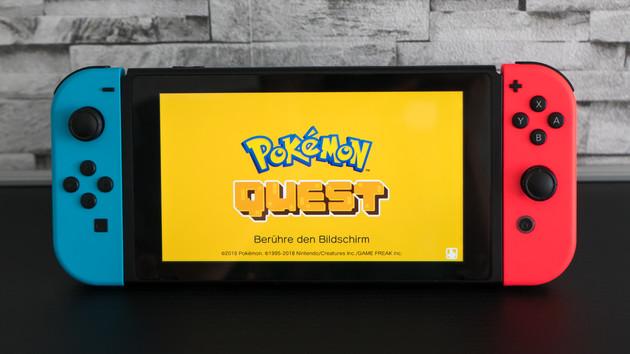 Quest & Let's Go: Drei neue Pokémon-Spiele für die Nintendo Switch