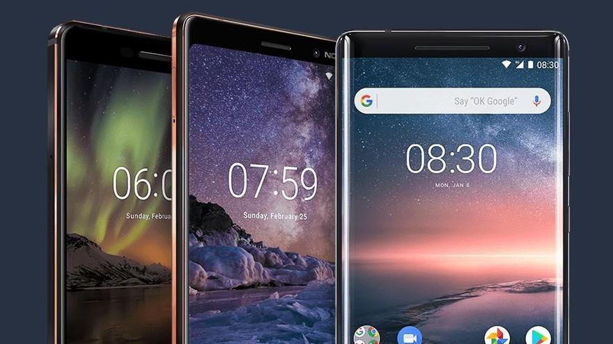 Update: Alle Nokia-Smartphones von HMD erhalten Android P