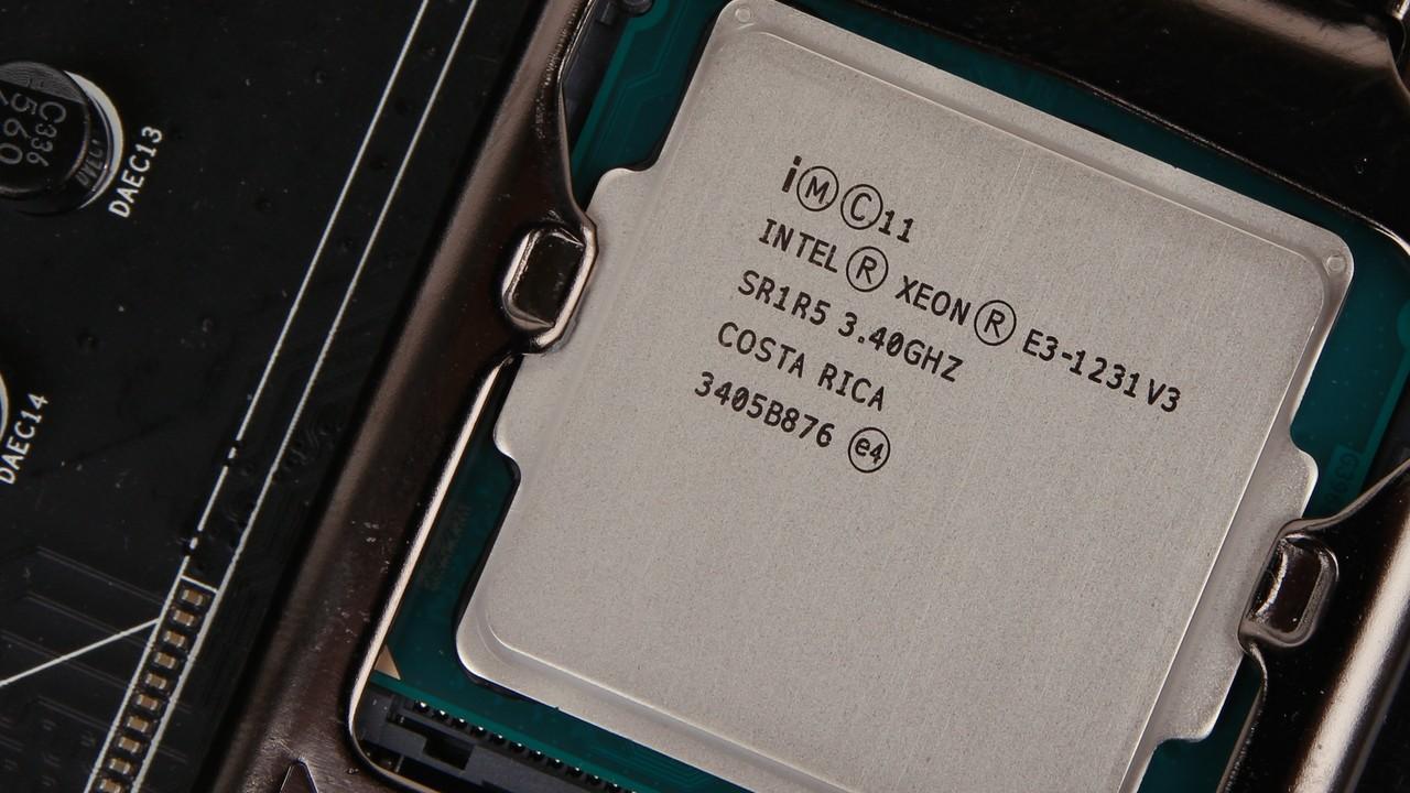 Prozessor: Intel listet zehn Xeon E auf Basis von Coffee Lake