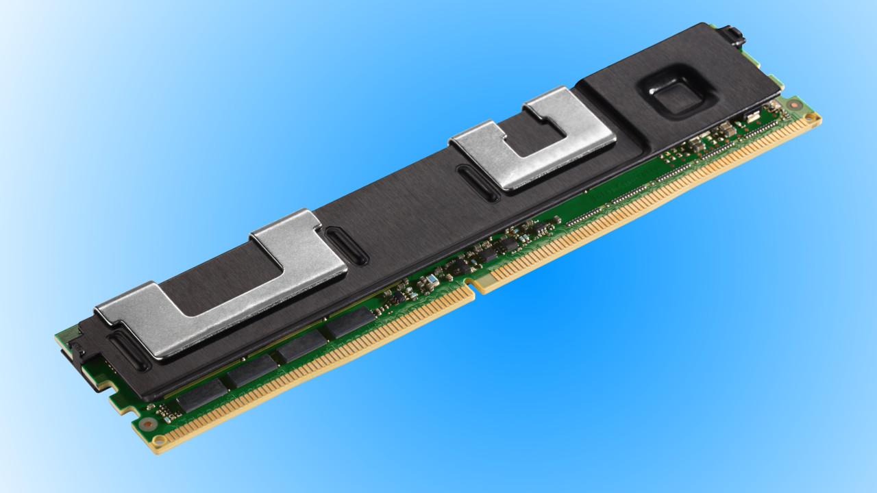 Intel Optane Memory: Erster DIMM mit 3D XPoint fasst bis zu 512 GB pro Modul