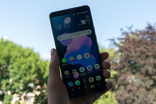 HTC U12+ im Test