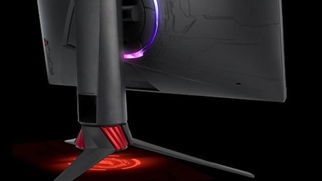 ROG Strix XG248Q: Asus bringt kleineren 240‑Hz‑Monitor heraus