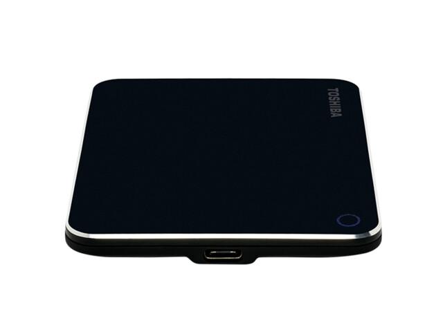 Toshibas externe SSD XS700 mit USB 3.1