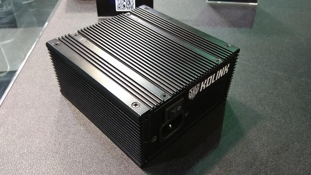 Kolink: Netzteiloffensive im SFX- und ATX-Format