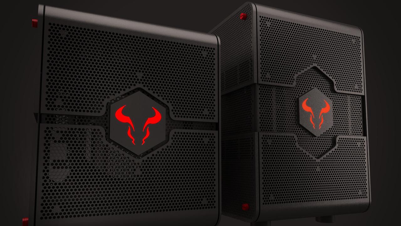 Riotoro Project Morpheus: Das erste PC-Gehäuse, das auf Wunsch ein Stück wächst