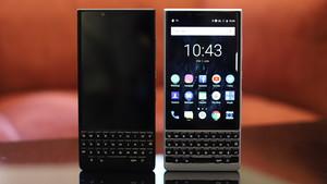 BlackBerry Key2: Tastatur-Smartphone bietet jetzt überall mehr