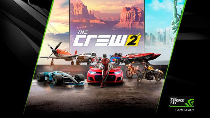Nvidia GTX 1080 & 1080 Ti: The Crew 2 gratis im Bundle mit GeForce-Grafikkarten