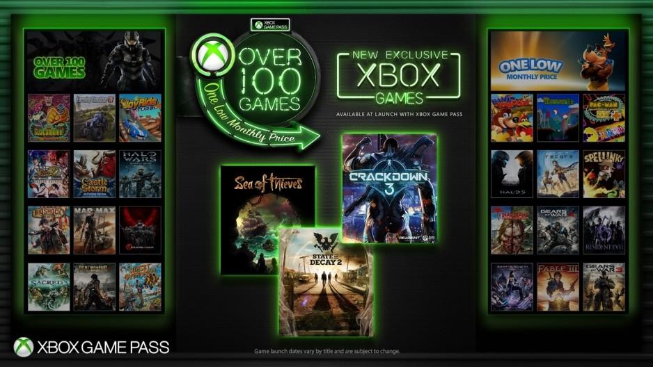 Xbox Game Pass: Microsoft sehr zufrieden mit Spiele-On-Demand-Service