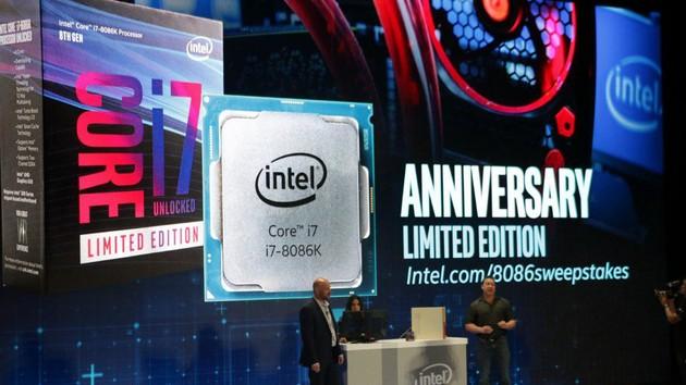 Intel Core i7-8086K: Limitierte Edition ab 8. Juni 9:01 Uhr im Handel