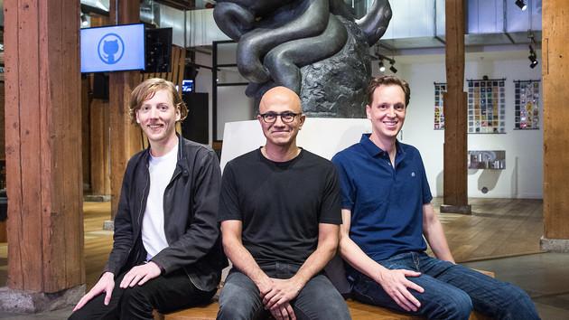 Unabhängigkeit bewahren: Microsoft kauft GitHub für 7,5 Milliarden US-Dollar