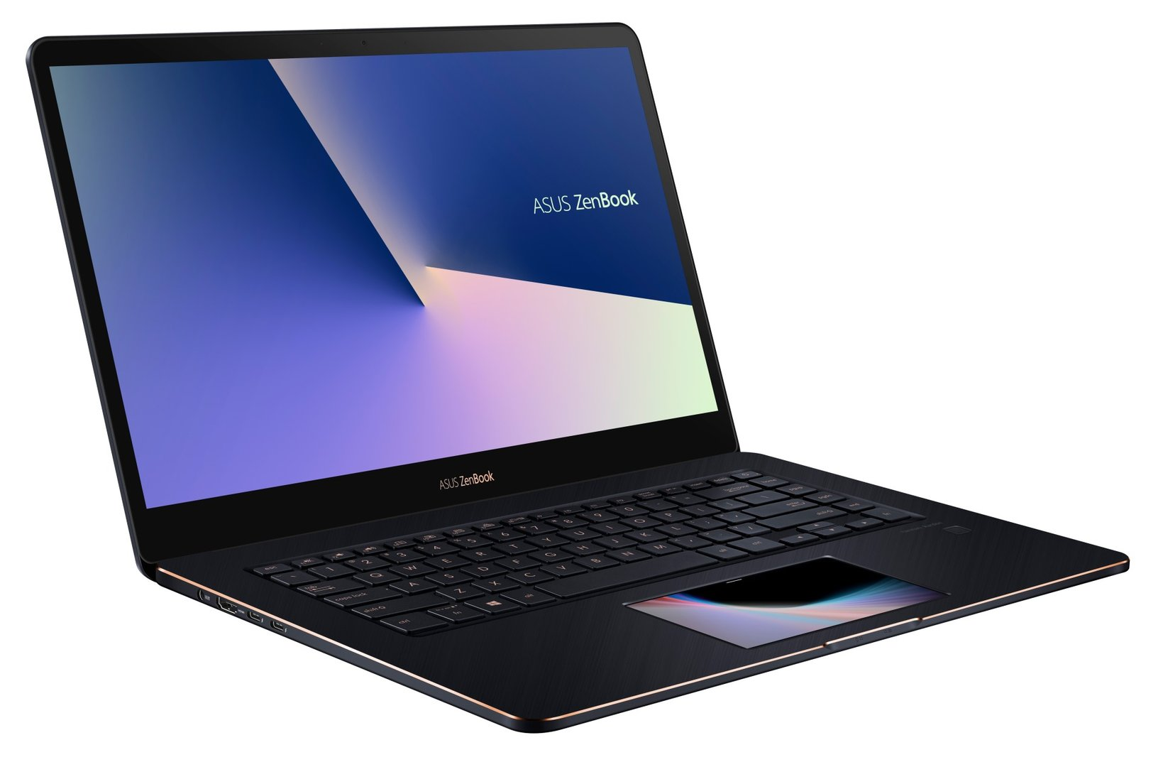 Asus ZenBook Pro 15 (UX580) mit ScreenPad