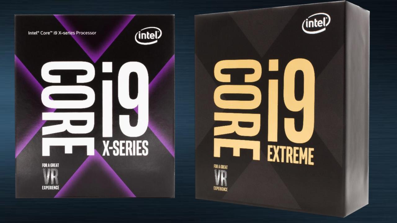 """Intel-Prozessor: Neue X-CPUs mit 28 Kernen und """"Next Gen Core-S"""""""