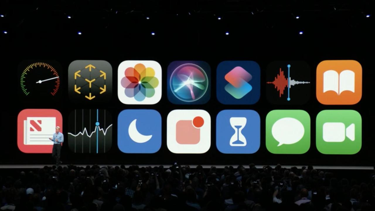 Apple: iOS 12 mit mehr Leistung für alle iOS-11-Geräte