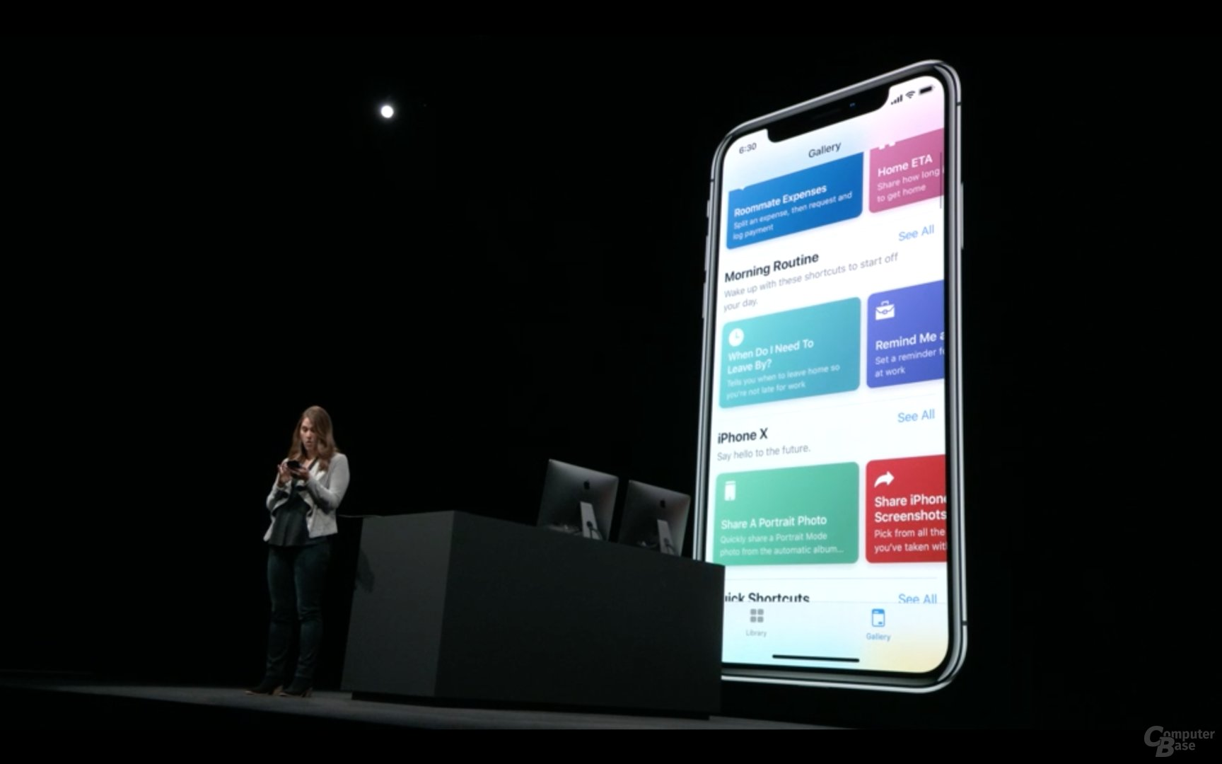 Siri Shortcuts per Shortcuts-App in Serie schalten
