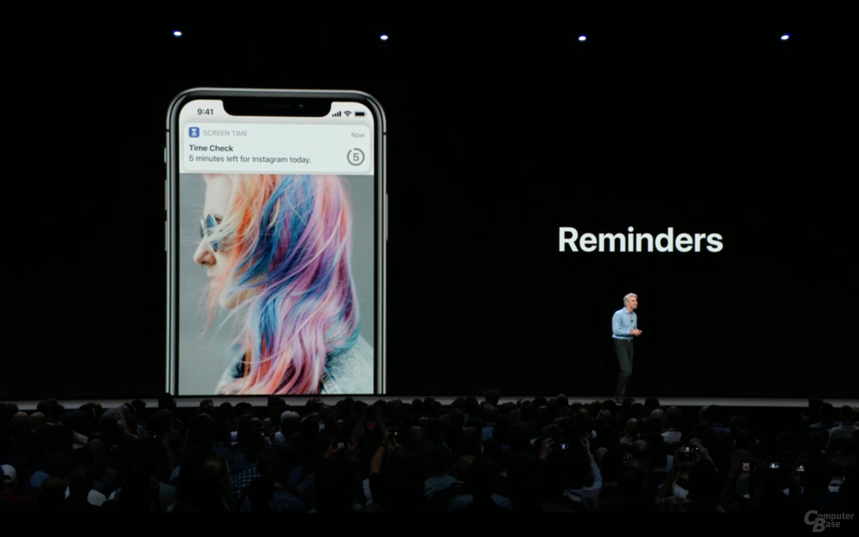 Wer will, kann Nutzungszeiten für Apps definieren