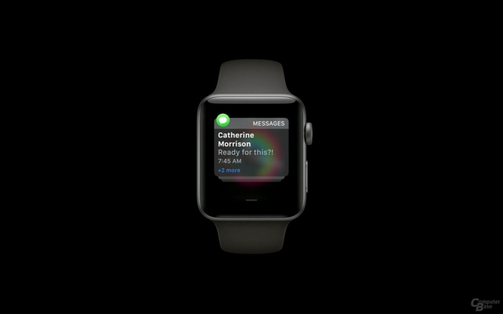 Gruppierte Nachrichten werden auch für iOS 12 kommen