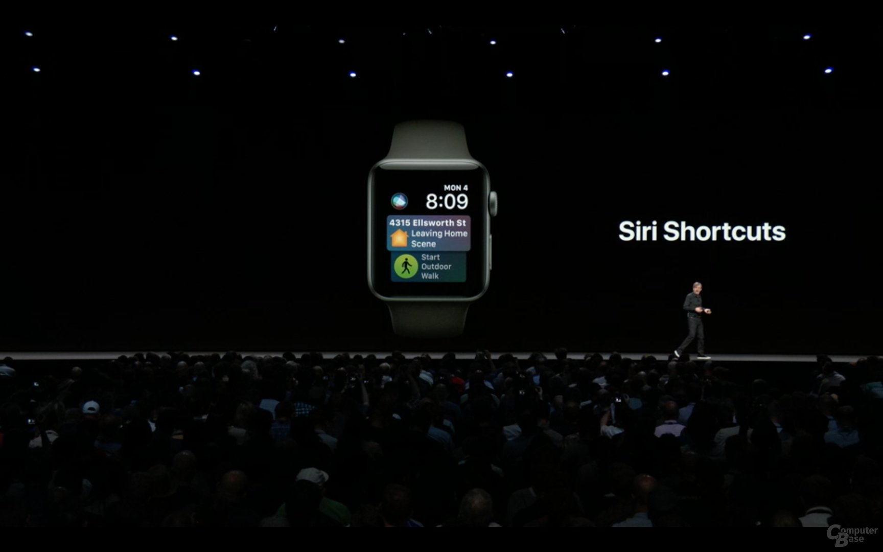 Siri Shortcuts auch für watchOS