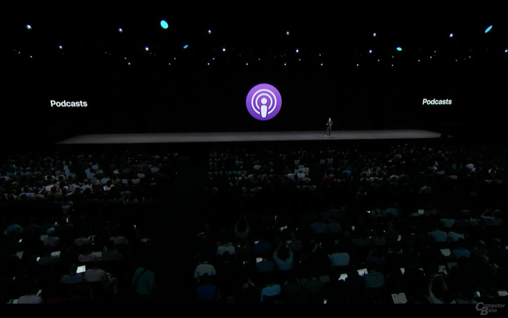 Apple Podcasts für Apple Watch