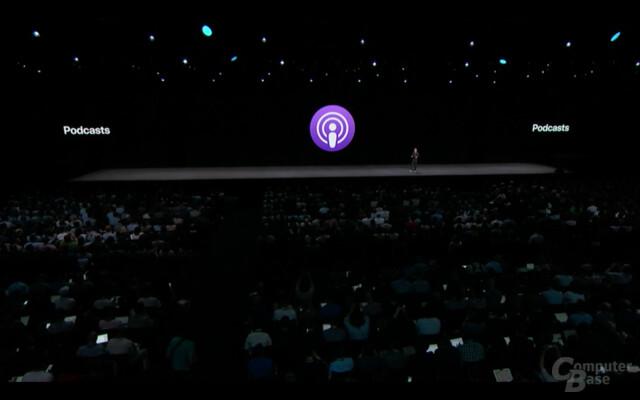 Apple Podcasts für Apple Watch