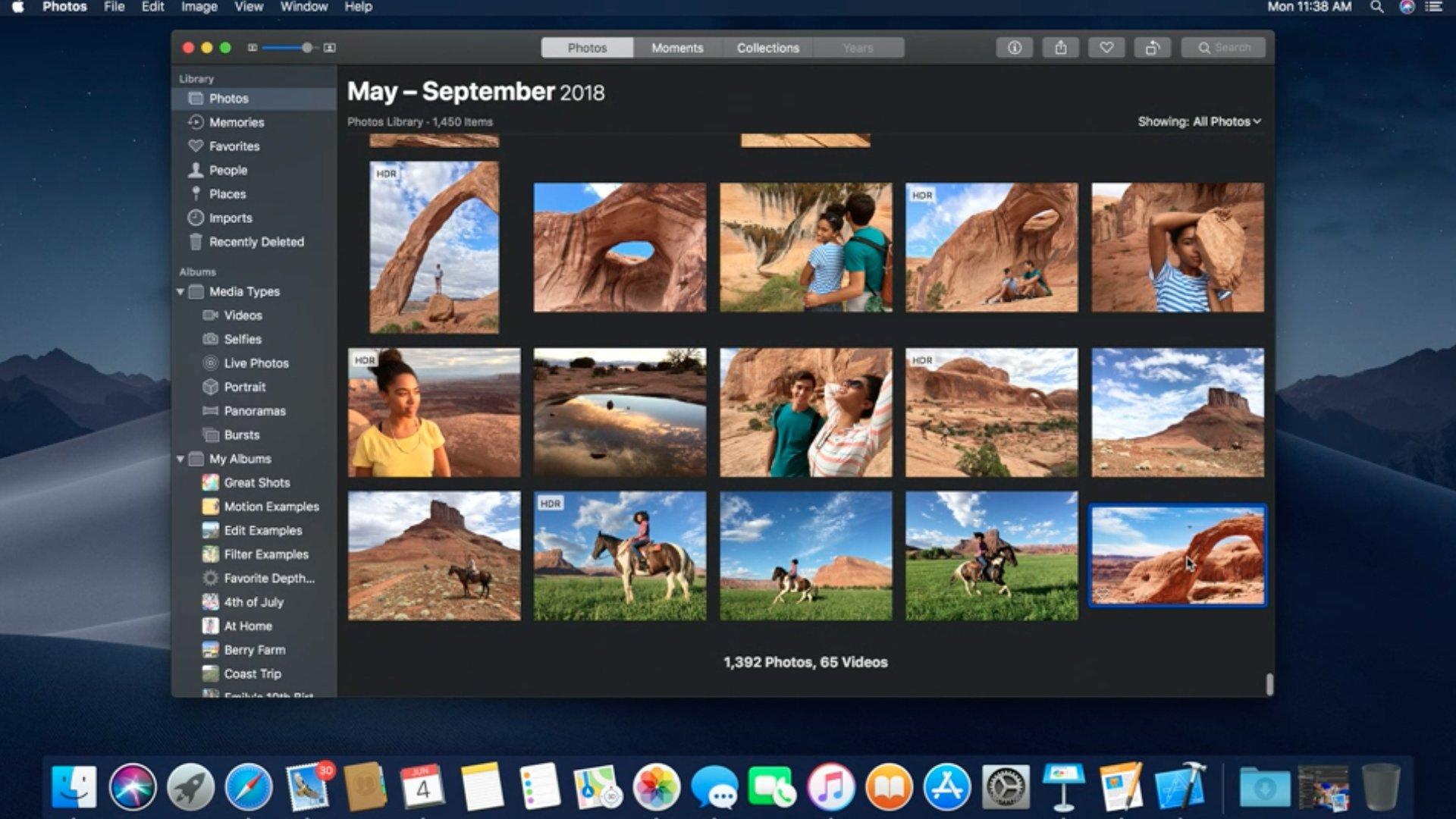 macOS 10.14 Mojave: Dark Mode