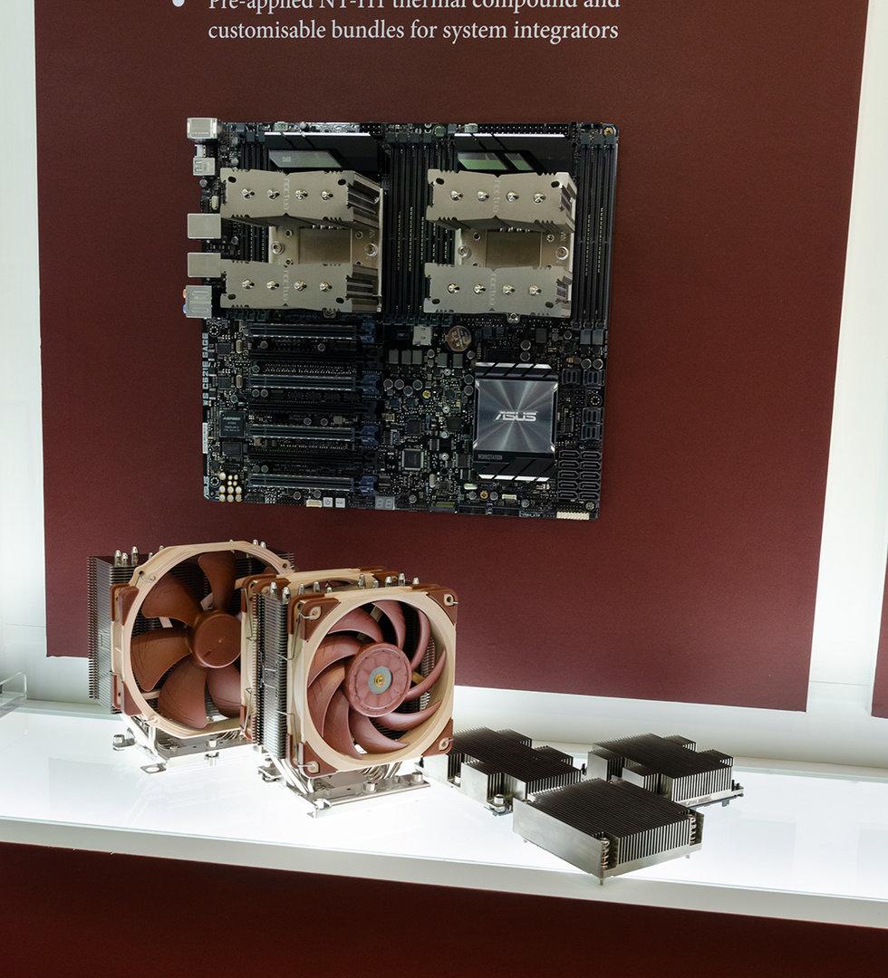 Prozessorkühler für Intel LGA3647