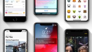 iOS 12: iPad mit Face ID & Notch sowie weitere Funktionen entdeckt
