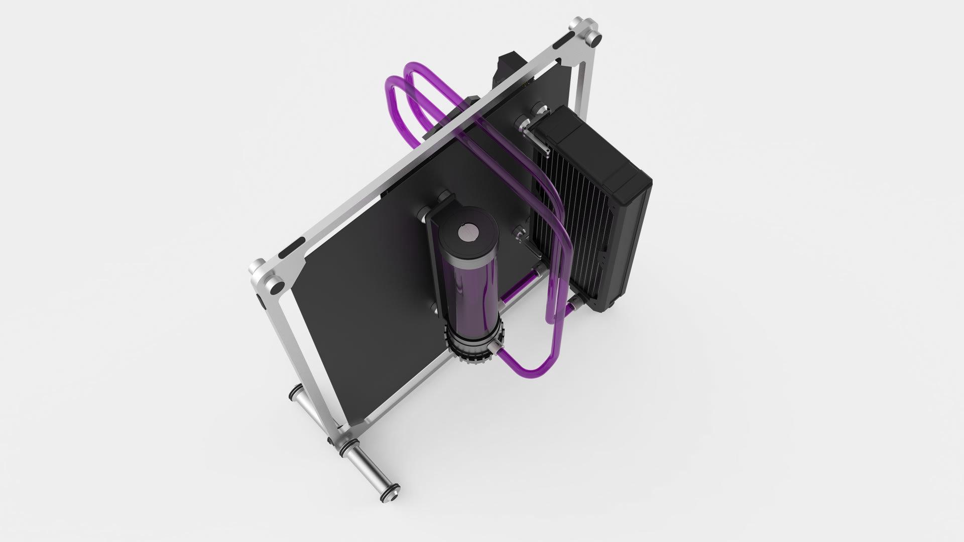 Canvas Case (CA1) als vollmodulares Gehäuse-Konzept