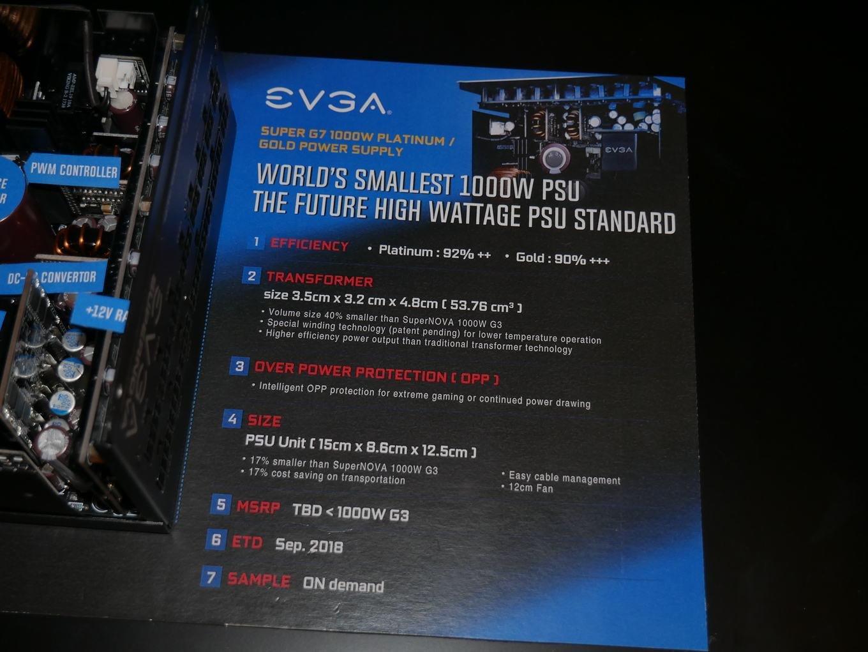 EVGA Super G7 1000W