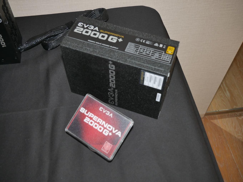 EVGA SuperNova 2000W G+