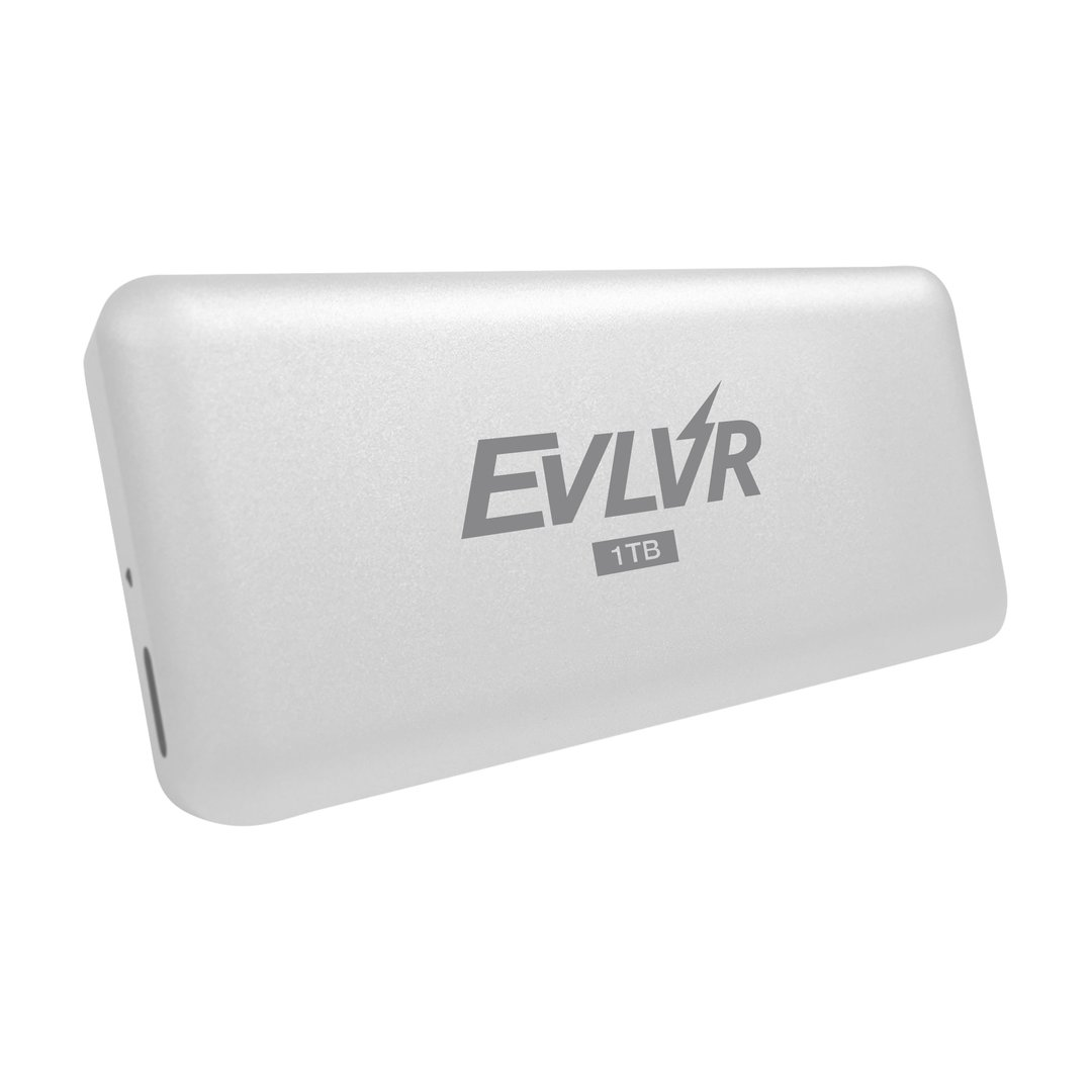 Patriot EVLVR Portable SSD mit Thunderbolt 3