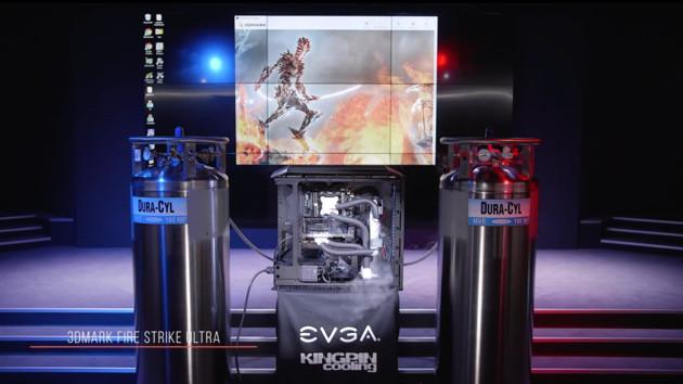 EVGA Roboclocker: Wenn die Maschine den Extrem-Übertakter ersetzt