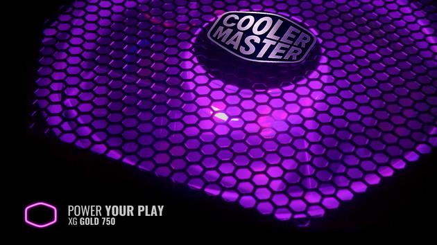 Cooler Master: Individuelle Netzteile und thermo-elektrischer Kühler
