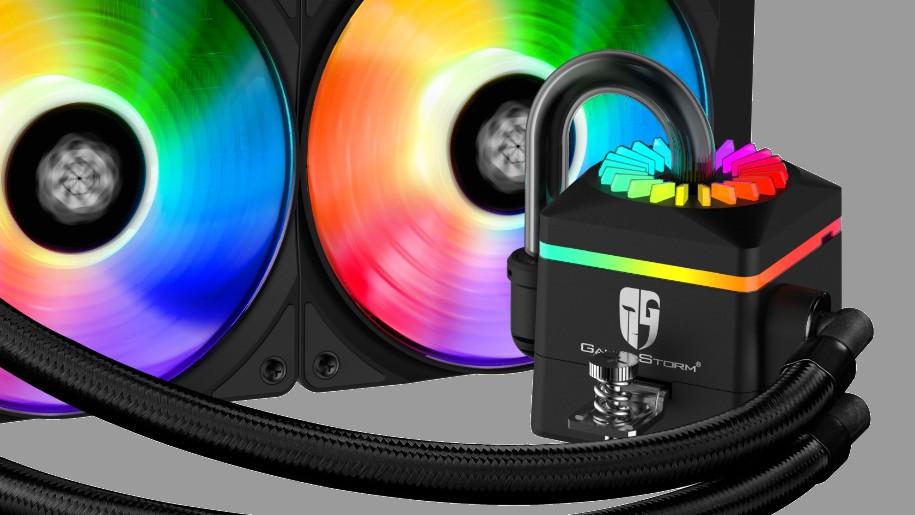 Deepcool: Kühler mit RGB-LED und unbeleuchtete Netzteile