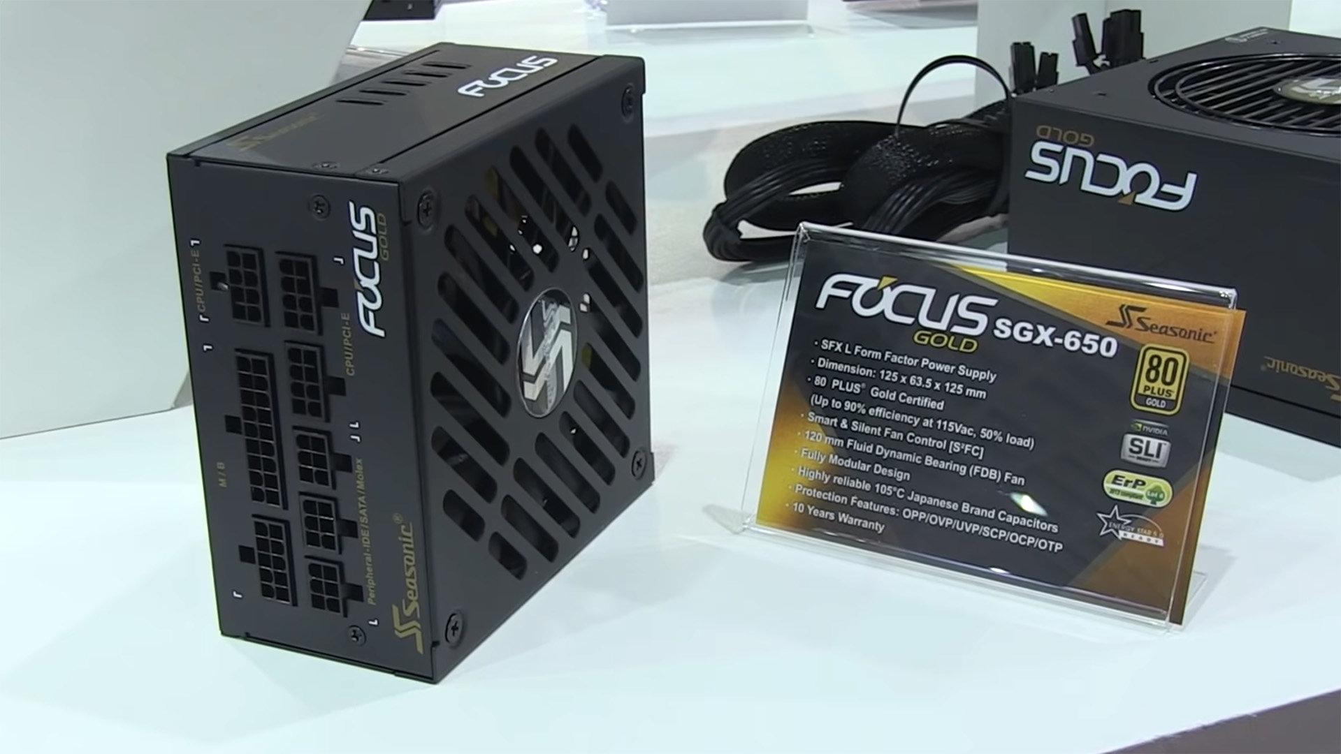 Sea Sonic Focus Gold SXG-650
