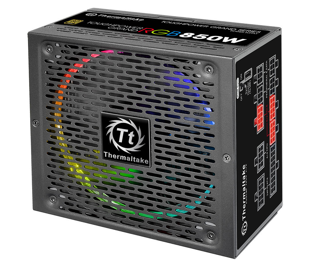 Thermaltake Toughpower Grand RGB Gold (RGB-Sync-Edition)