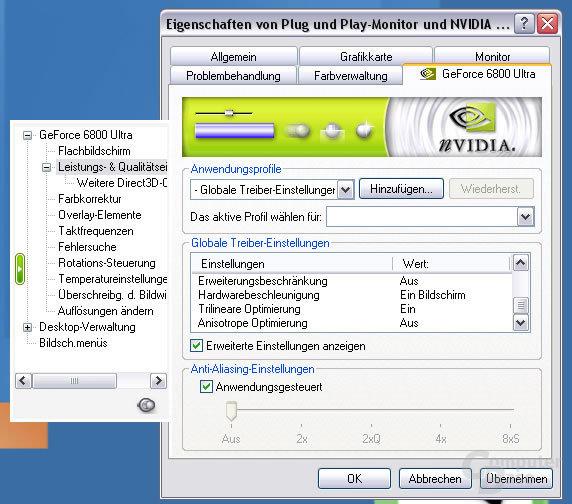 nVidia ForceWare 61.77
